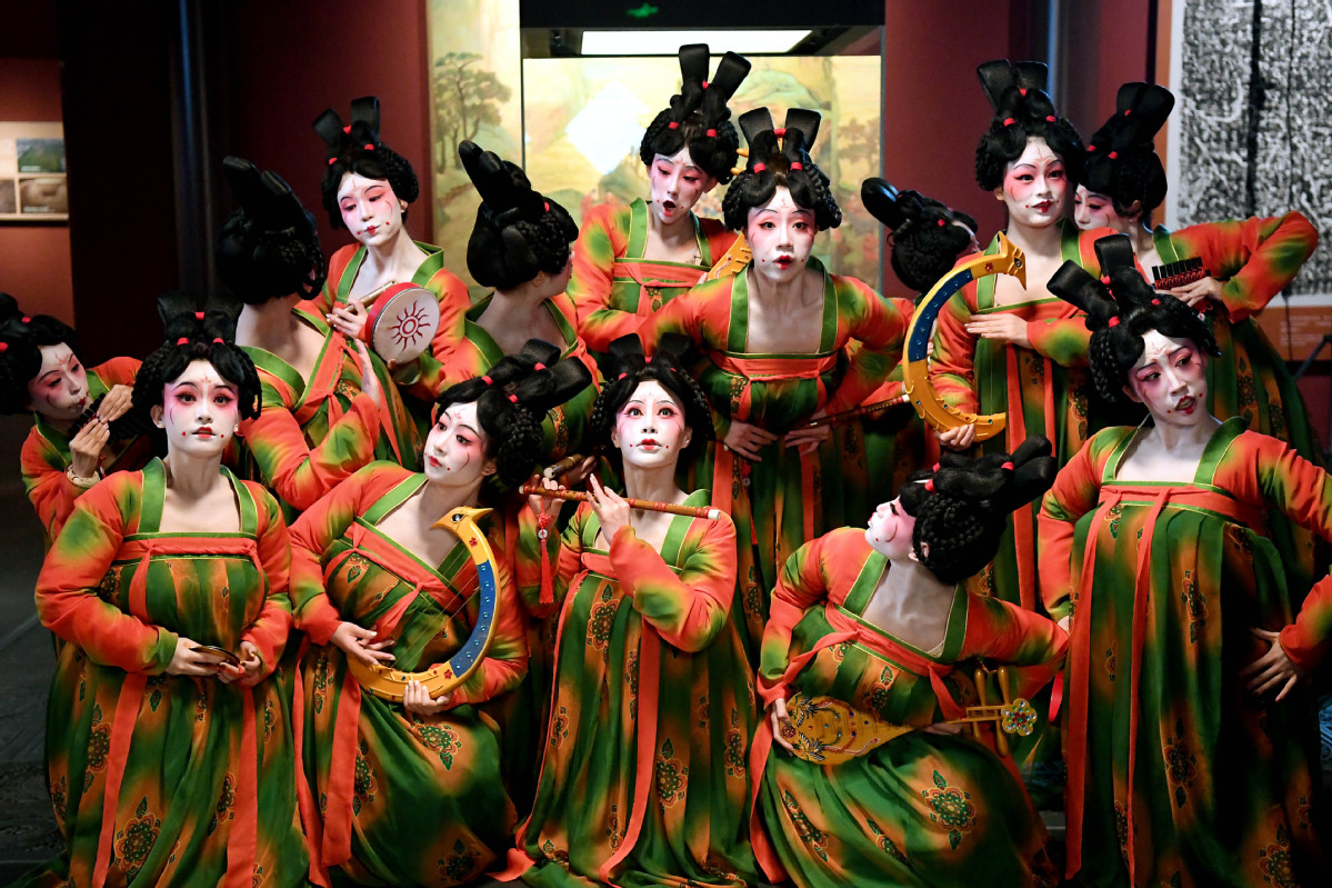 Classic Chinese tales thrive in modern times