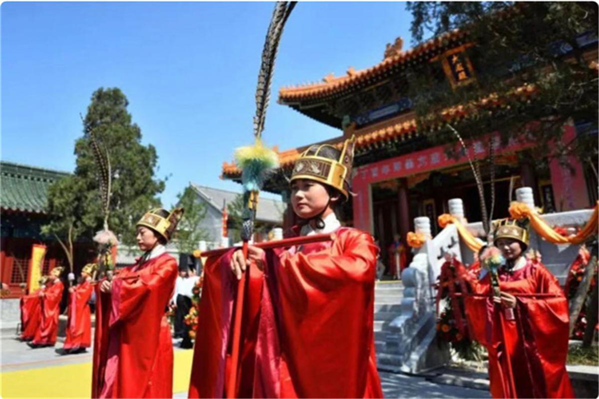 遇见济宁|遇见一场中国特色优秀文化的饕餮盛宴